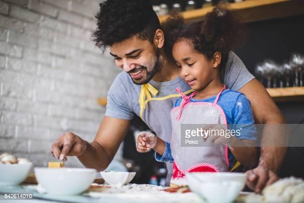 Su papá y su principal