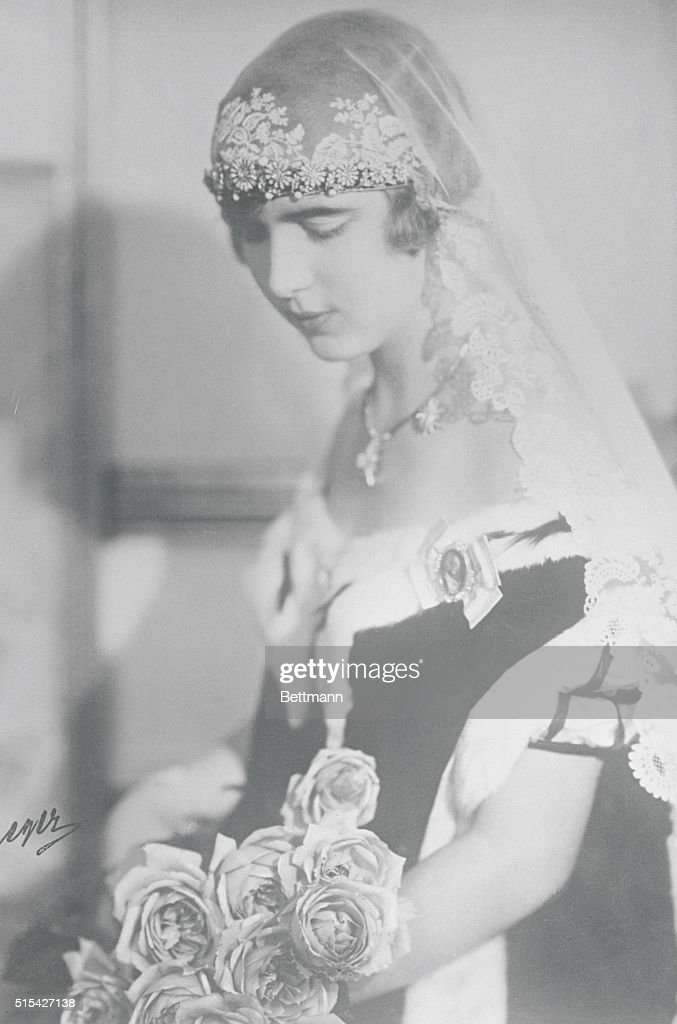 Portrait of Princess Ingrid : News Photo