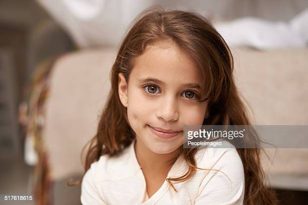 her imagination is her playground - brown hair stock pictures, royalty-free photos & images