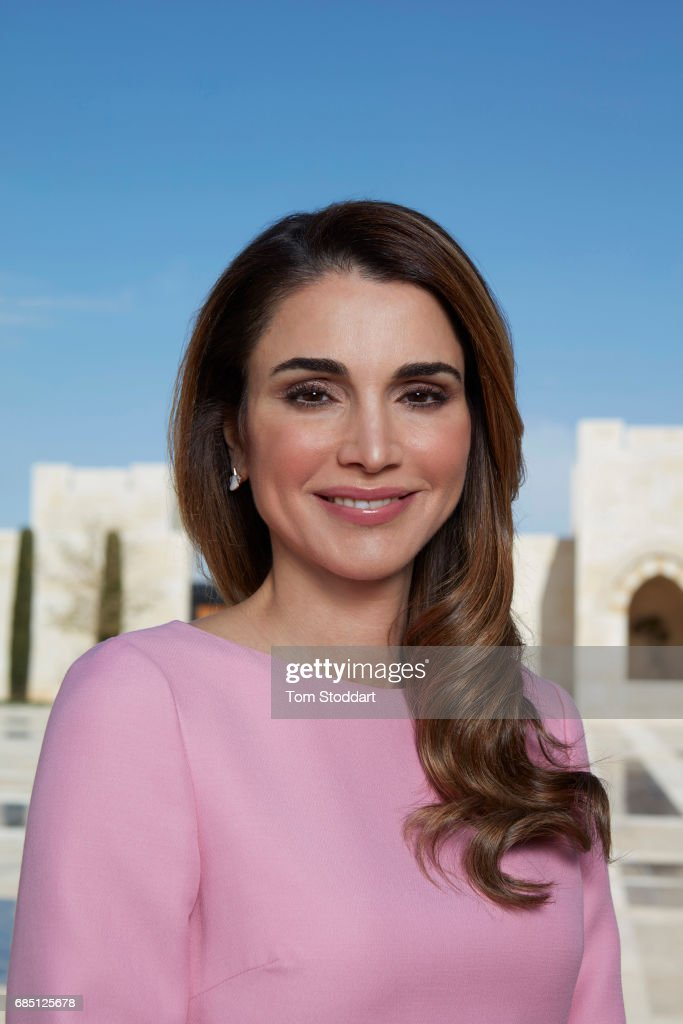 Queen Rania, Sunday Times magazine UK, April 30, 2017