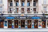 Her Majestys Theatre showing Phantom of the Opera