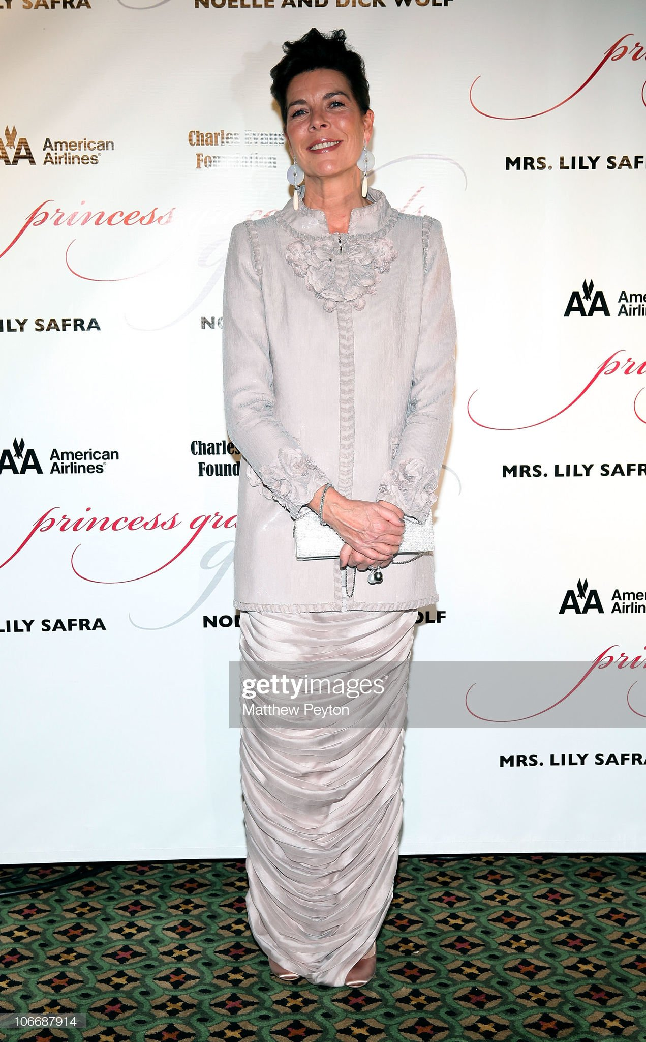 The 2010 Princess Grace Awards Gala - Cocktails : News Photo