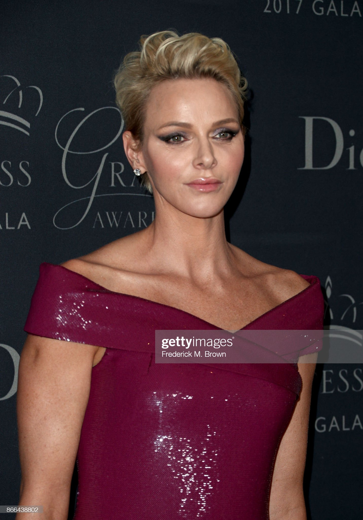 2017 Princess Grace Awards Gala - Arrivals : News Photo
