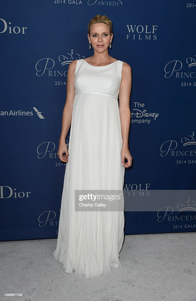 2014 Princess Grace Awards Gala With Presenting Sponsor Christian Dior Couture - Inside : News Photo