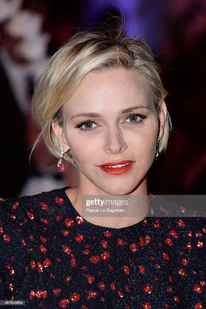 2015 Princess Grace Awards Gala With Presenting Sponsor Christian Dior Couture : News Photo