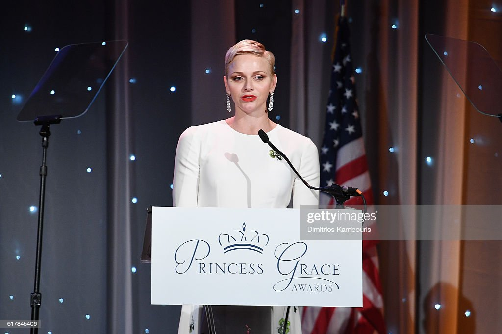 2016 Princess Grace Awards Gala With Presenting Sponsor Christian Dior Couture - Inside : News Photo