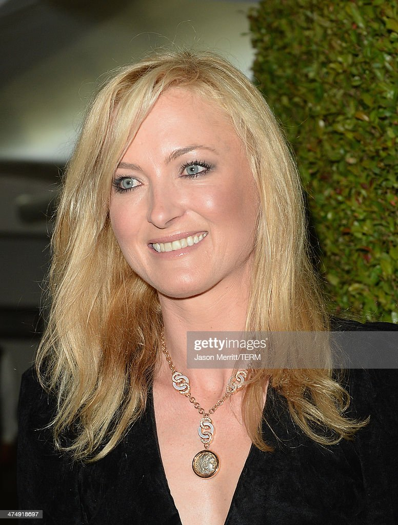 Her Serene Highness Princess Lilly zu Sayn Wittgenstein Berleburg attends 'Decades of Glamour' presented by BVLGARI on February 25, 2014 in West Hollywood, California.