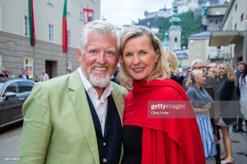 'Jedermann' Premiere - Salzburg Festival 2018