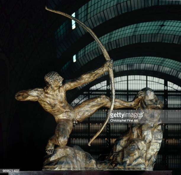 heracles archer Bourdelle Antoine Orsay Museum France