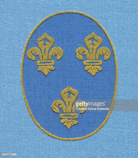 Fleur de Lys the Lily of France the emblem of the French monarchy First appeared in the coat of arms without a defined number the number has...