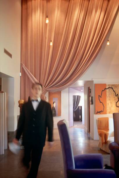 The Hotel Restaurant Le Jardin Des Sens In Montpellier Led By The