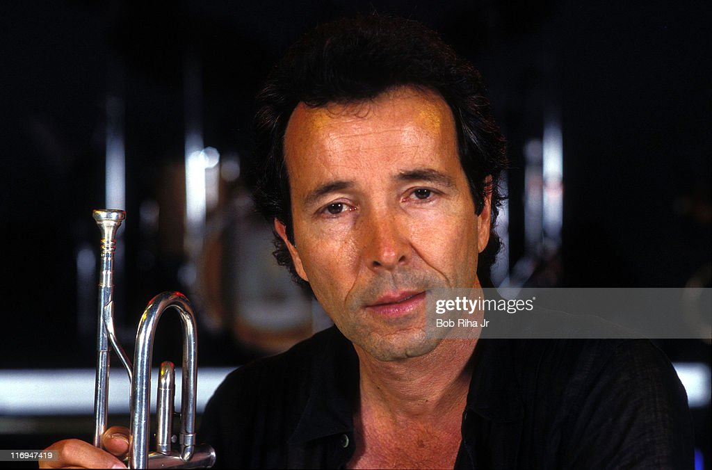 Herb Alpert at SIR Studios 1984 Portrait Shoot