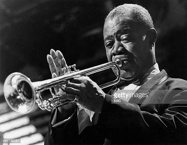 HALL Herb Alpert The Tijuana Brass Episode 1 Pictured Louis Armstrong