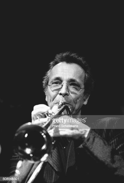 Herb Alpert, trumpet, performs at the North Sea Jazz Festival in the Hague, Netherlands on 13 July 1997.