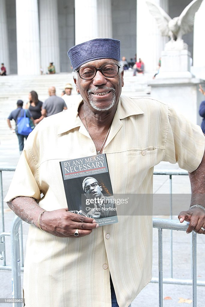 Herb Boyd attends Harlem Week's 38th Anniversary Celebration at Ulysses S. Grant National Memorial Park on July 29, 2012 in New York City.
