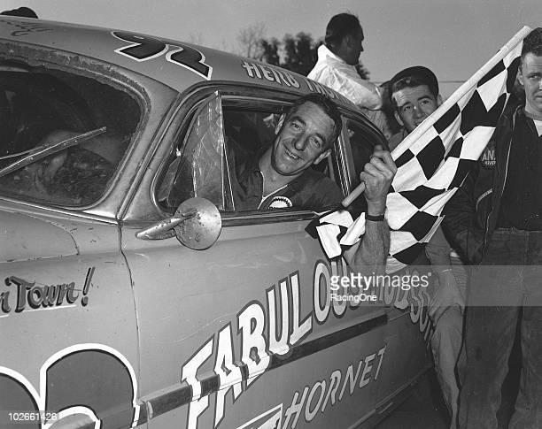 Herb Thomas won the NASCAR Grand National championship in both 1951 and 1953 behind the wheel of the Fabulous Hudson Hornet as teammate to Marshall...
