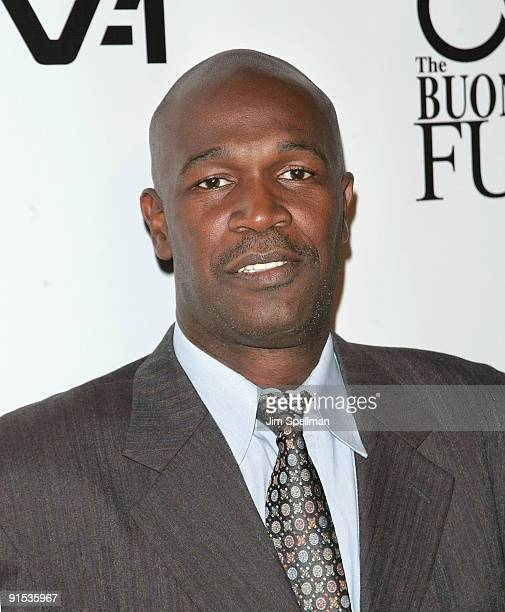 Herb Williams attends the 24th Annual Great Sports Legends Dinner at The Waldorf=Astoria on October 6 2009 in New York City