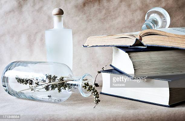 herbal medicine - homeopathic medicine stock photos and pictures