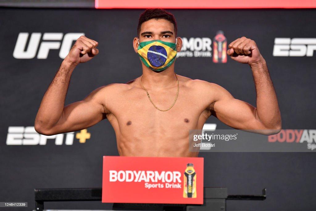 UFC Fight 250 Nunes v Spencer: Weigh-Ins : News Photo