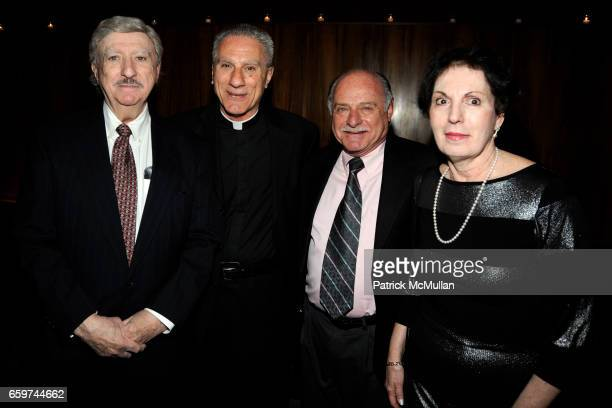 Herbert Dorfman Father Joe Kelly Ernie Gisolfi and Rosalie Gisolfi attend PARADE MAGAZINE and SI Newhouse Jr honor Walter Anderson at The 4 Seasons...