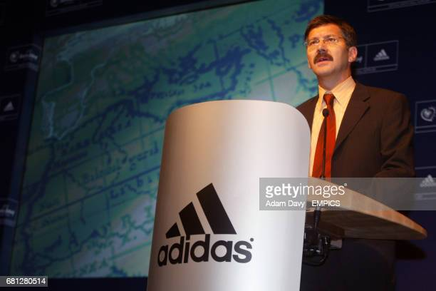 Herbert Haine Chief Executive of Adidas