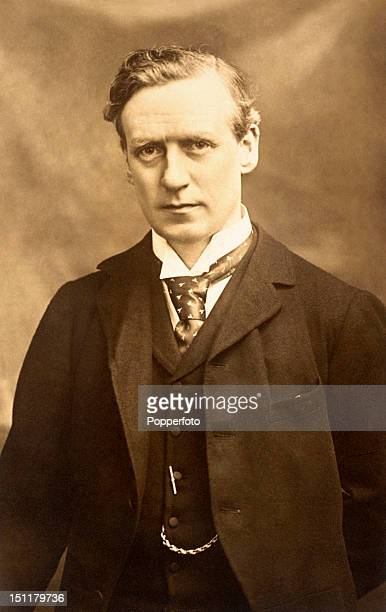 Herbert Henry Asquith 1st Earl of Oxford and Asquith and Liberal Prime Minister of the United Kingdom circa 1900