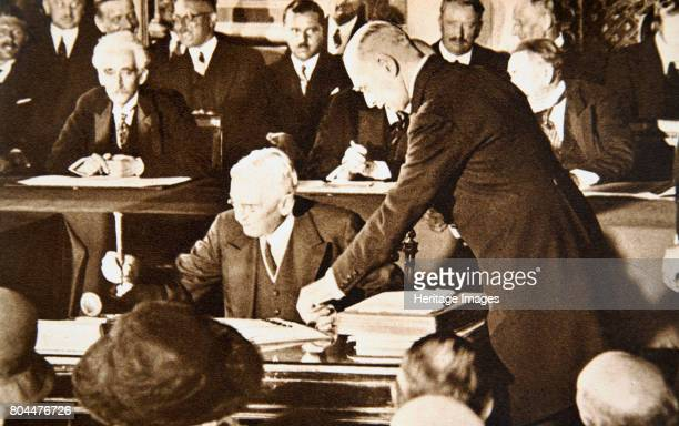 Herbert Hoover, accepting the Republican nomination for the US presidency, 1928. After serving as Secretary of Commerce in the Republican...