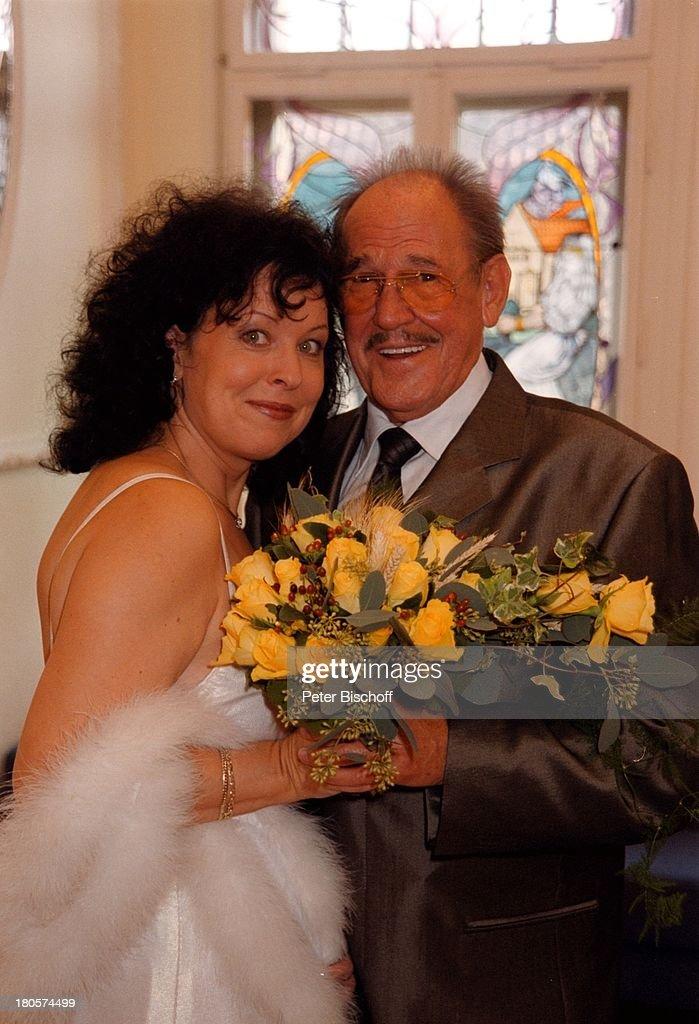 Herbert Köfer Ehefrau