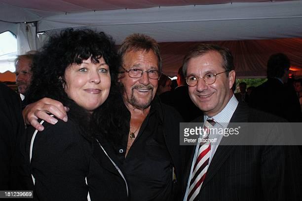 Herbert Köfer mit Ehefrau Heike Jan Hofer Verleihung Medienpreis ARDMagazin 'Brisant' 'Brilliant Brisant' Berlin Deutschland Auszeichnung...