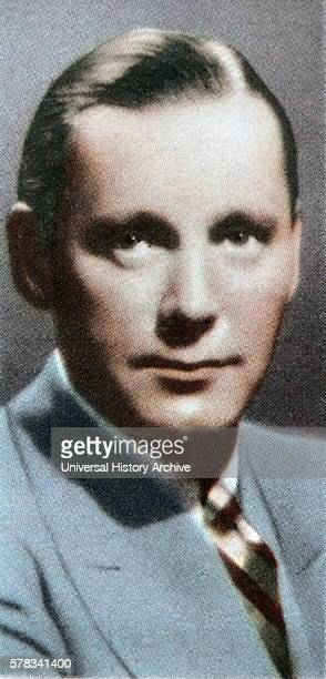 Herbert Marshall an English stage screen and radio actor Dated 20th Century