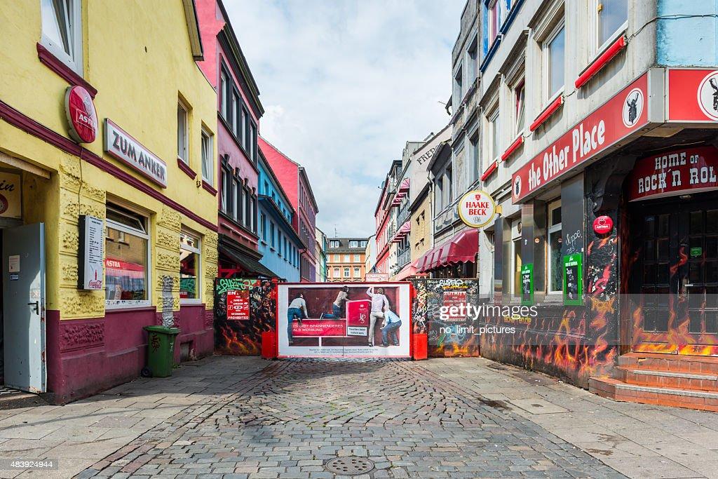 Herbertstrasse Hamburg Stock-Foto - Getty Images
