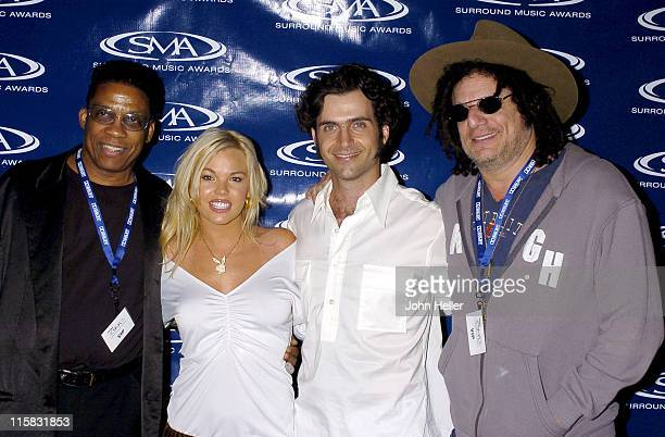Herbie Hancock Colleen Shannon Dweezil Zappa and Don Was