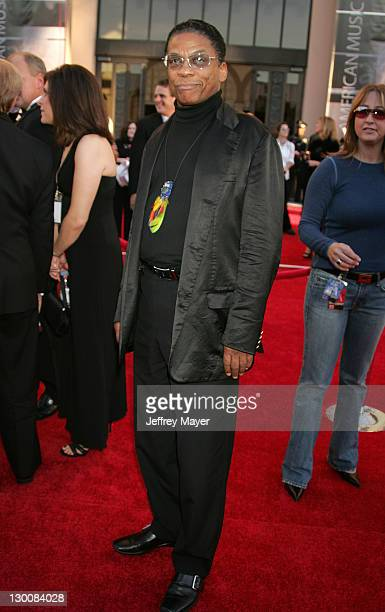Herbie Hancock during 32nd Annual American Music Awards Arrivals at Shrine Auditorium in Los Angeles California United States