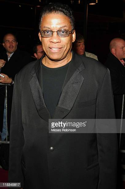 Herbie Hancock during Muhammad Ali Center Grand Opening Red Carpet at Muhammed Ali Center in Louisville Kentucky United States