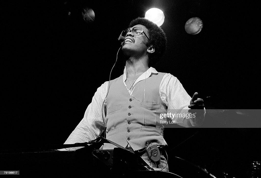 Herbie Hancock Performing At Rainbow Theatre, London