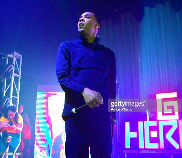 Herbo performs at Swervo Tour G Herbo at The Masquerade on October 30 2018 in Atlanta Georgia