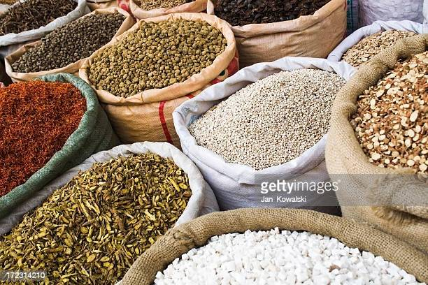 herbs 2 - health food shop stock pictures, royalty-free photos & images
