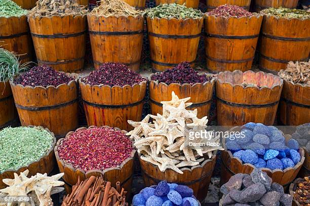 Herbs and Spices for sale, Sharm El Sheikh, Egypt