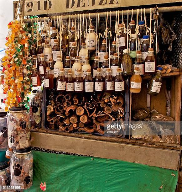 Herbs at the Ver-o-peso market