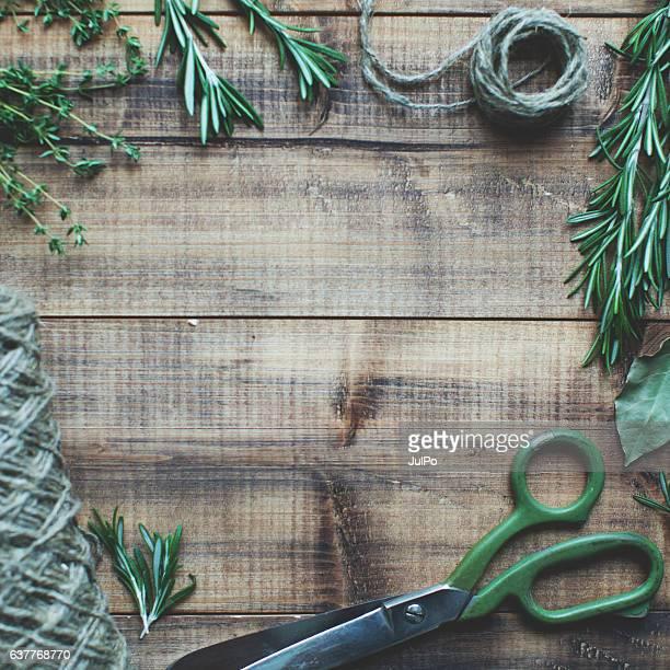 Herbs frame