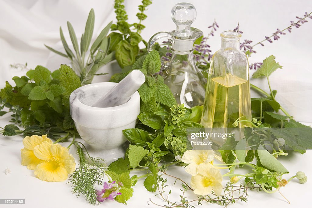 Herbs-3 : Stock Photo
