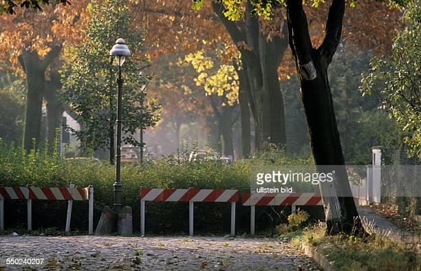 Herbststimmung in Lichtenrade