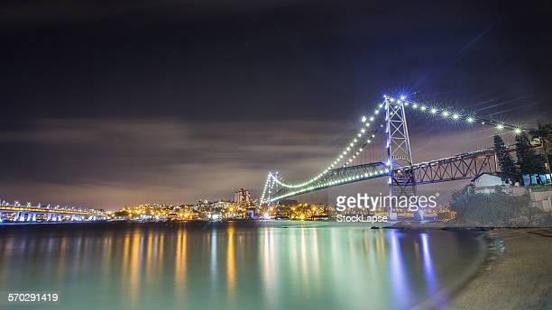 Hercilio Luz Bridge - Florianopolis