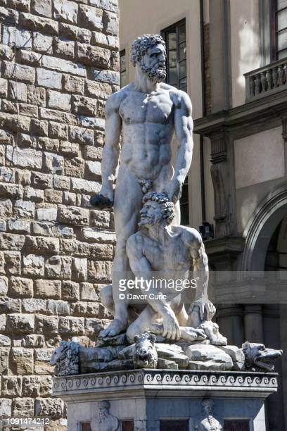 hercules and cacus - mythological character stock pictures, royalty-free photos & images