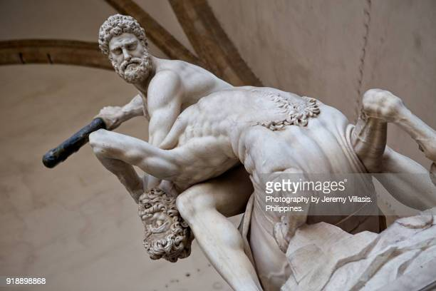 Hercules and Nessus, Florence, Italy