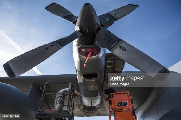 c-130h hercules - gado stock photos and pictures