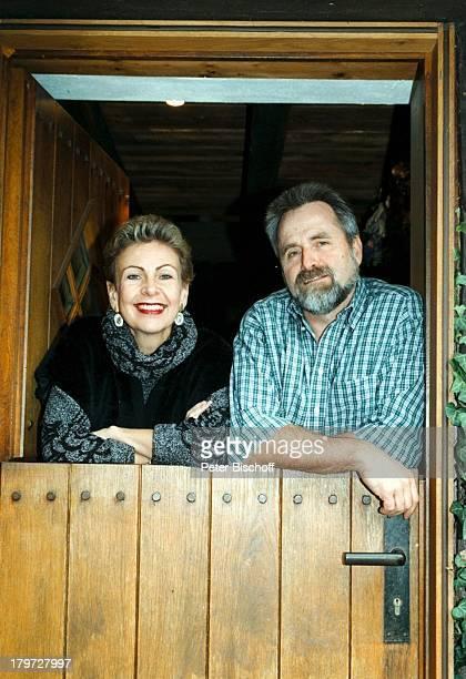 Herdis Zernial mit Ehemann Dr PeterZernial Homestory Bremen