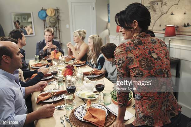 TOWN Here Comes My Girl Jules' intimate Thanksgiving turns into a larger gathering just as she'd hoped on Walt Disney Television via Getty Images's...