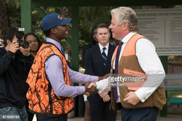 THE MAYOR 'Here Comes The Governor' As the mayor's office plans a tour for the governor of California's official visit to Fort Grey an old rap video...