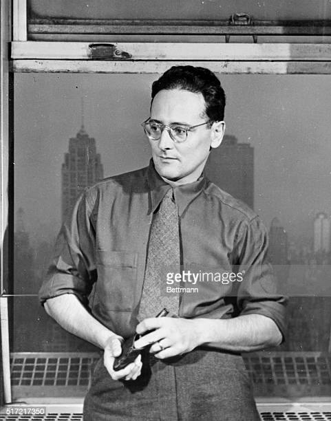 Here is Andreas Feininger the photographer The photos were selected from Feininger's book 'New York' which contains 96 photographs and an...